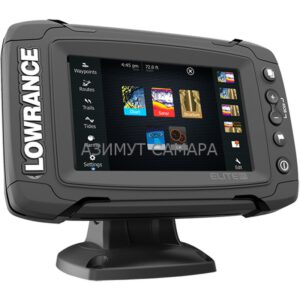 Lowrance Elite 5 Ti Mid/High/Downscan