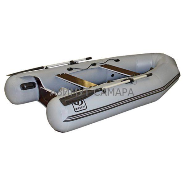 Моторная надувная лодка пвх Фрегат 290 Prо