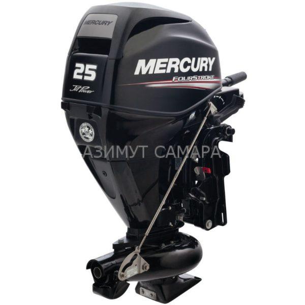 Мотор Mercury Jet 25 MLH GA EFI