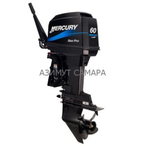 Мотор Mercury 60 ML SeaPro CT